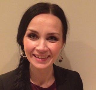 Divisjonsdirektør Renate Sørestrand-Hansen i DNB.