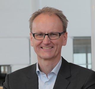 Espen Opedal er direktør og landssjef i Norge for Tryg. Foto: Tryg
