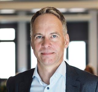 Eddie Sjølie er viseadm.direktør i FINN og har stort fokus på utvikling- og forbedringsarbeid for å skape enda bedre kundeopplevelser.