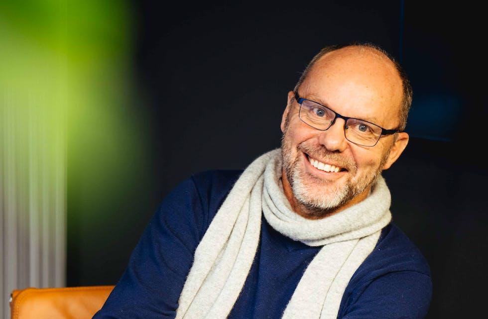 Stein Einride Schiller Opsahl er  strategisk rådgiver i Knowit Experience.