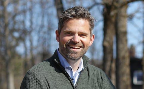 Stig Breyholtz ser frem til å bli bedre kjent med - og lede menneskene og organisasjonen som har vunnet KSIndeks prisen for forsikring fem år på rad.