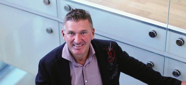 Trond Larsen er adm.direktør i Phonero.