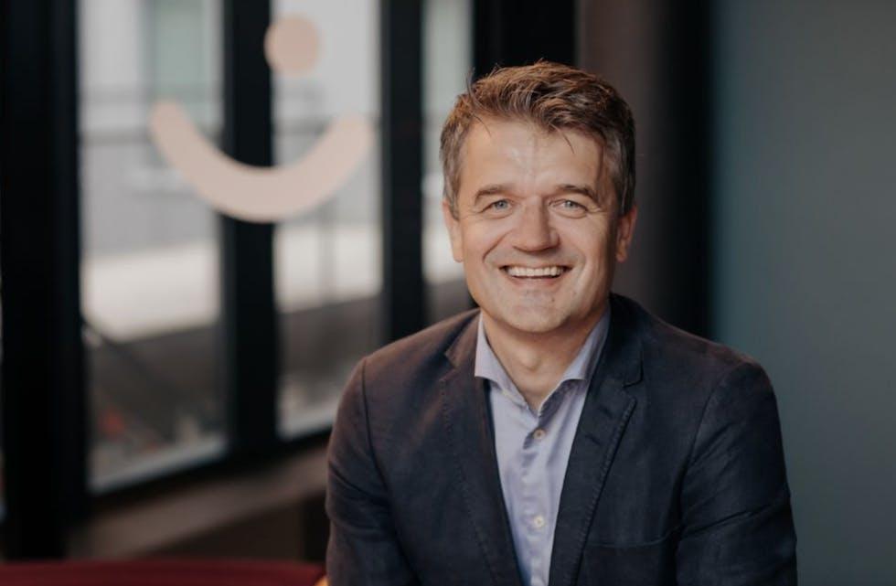 Rune Garborg, toppsjefen i Vipps i Norge, utnevnt til administrerende direktør i det nye selskapet.