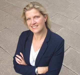 Victoria C. Schultz er nylig ansatt som kommersiell direktør i Trumf og selskapet Sylinder.