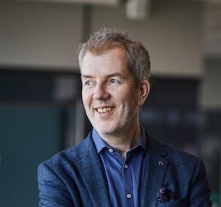 Christian Børresen er Markedssjef i Randstad og Dfind.