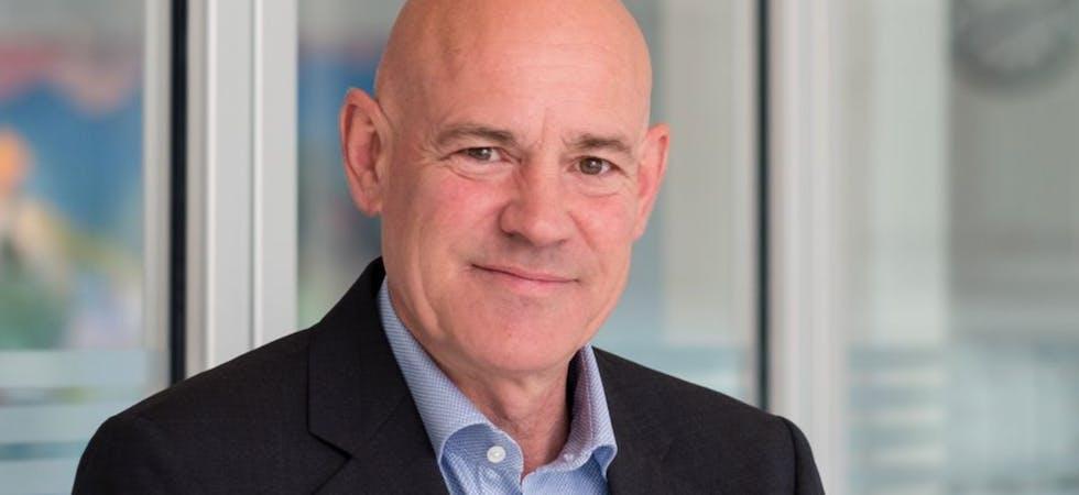 Bror William Stende, bransjedirektør i Virke Faghandel.
