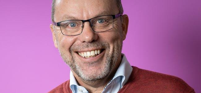 Stein Opsahl er strategisk rådgiver i KnowIT Experience.