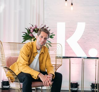 Administrerende direktør i Klarna, Sebastian Siemiatkowski.