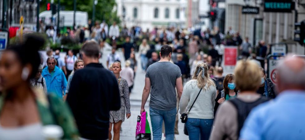 – Mange hushold tåler åpenbart ikke flere utgifter. Dette er en hovedutfordring for den nye regjeringen, sier SIFO-forsker Christian Poppe. Foto: Javad Parsa/NTB.