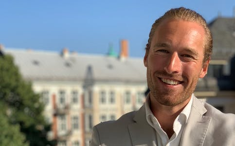Philip Jeppson er Sales manager i Winningtemp.